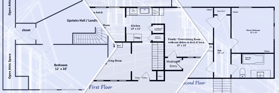 Real Estate Digital Floor Plan