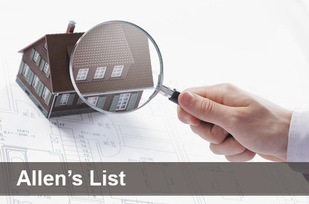 Allen's List